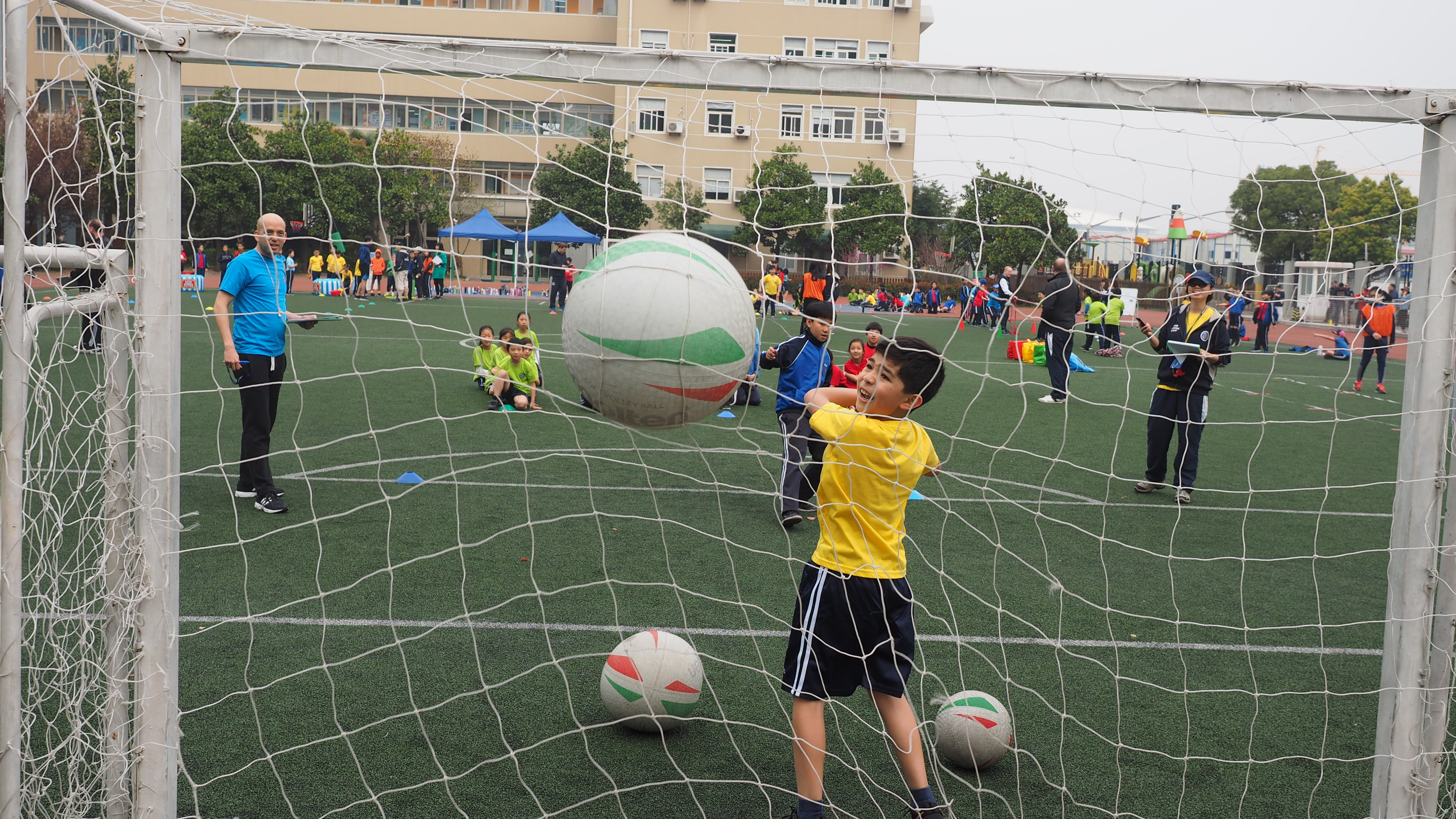 Pudong Categories Students Activities